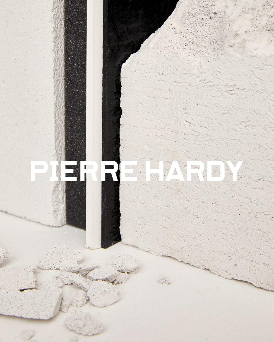 Pierre Hardy Campaign - Julien Gallico Studio
