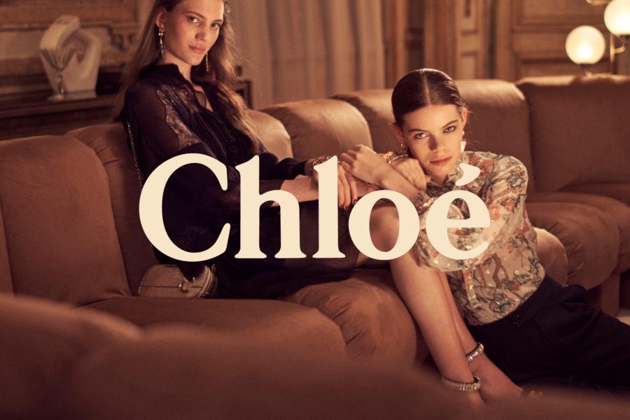 Chloé Festive Campaign - Julien Gallico Studio