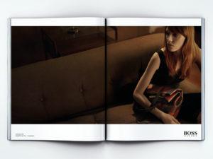 Hugo Boss campaign - Julien Gallico Studio