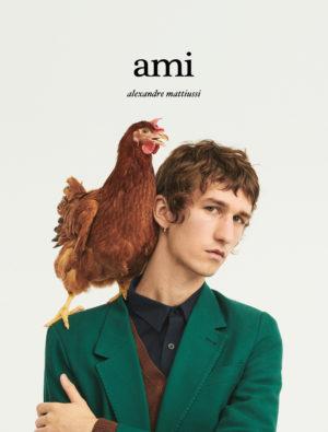 Ami Campaign - Julien Gallico Studio