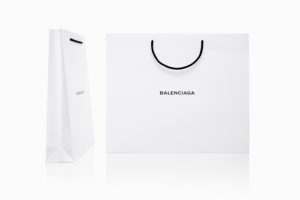 Balenciaga Logo Design - Julien Gallico Studio