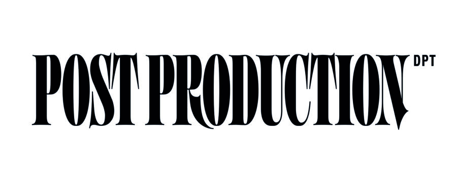 Post Production Dpt Logo Design - Julien Gallico Studio