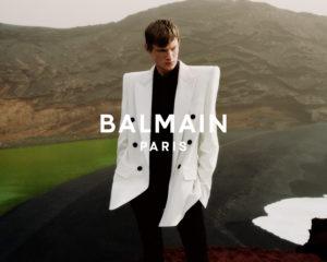 Balmain Campaign - Julien Gallico Studio